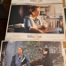 Cine: LOTE 12 CARTELES DE CINE : ECLIPSE TOTAL ( KATHY BATES + JENNIFER JASON LEIGH ). Lote 274024033