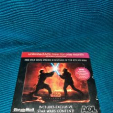 Cine: CD ROM STAR WARS EPISODE III REVENGE OF THE SITH. Lote 277085193