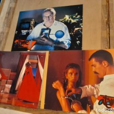 Cine: LOTE 3 CARTELES DE CINE : ATAME ( ALMODOVAR, VICTORIA ABRIL, ANTONIO BANDERAS, PACO RABAL ). Lote 278967728