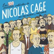Cine: LAS 100 PRIMERAS PELICULAS DE NICOLAS CAGE. Lote 279567508