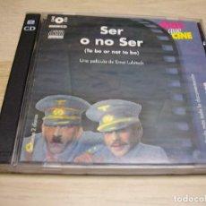 Cine: SER O NO SER VIDEO-CD. Lote 279571193