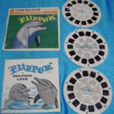 Cine: FLIPPER EN DOLPHIN LOVE-VIEW MASTER EN 3 DISCOS DE LA METRO 1966- IMPORTANTE LEER DESCRIP Y ENVIO. Lote 285252118