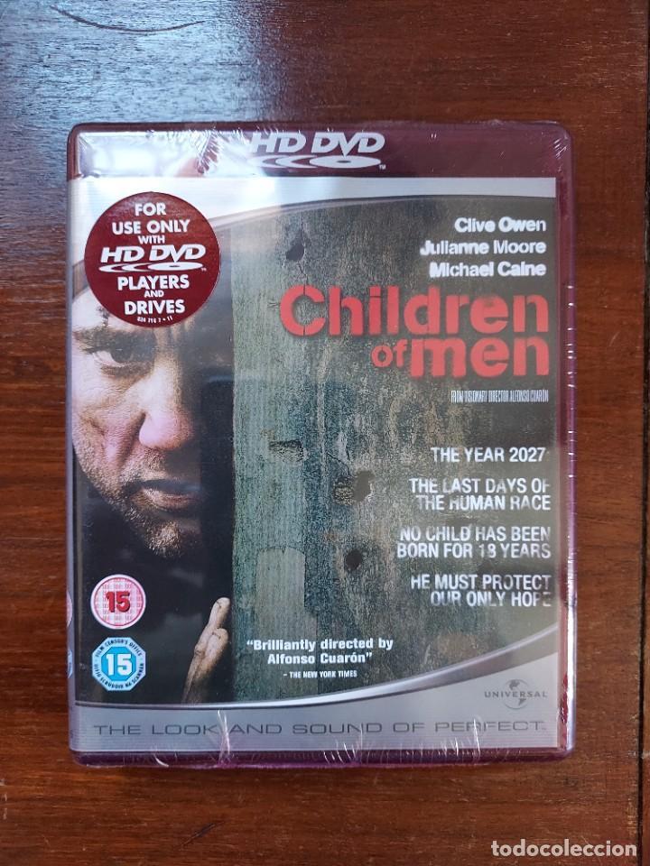 Cine: Lote 6 HD-DVD Precintados en Versión Original ROBIN HOOD, FAST FURIOUS, CHILDREN OF MEN etc - Foto 3 - 287681838