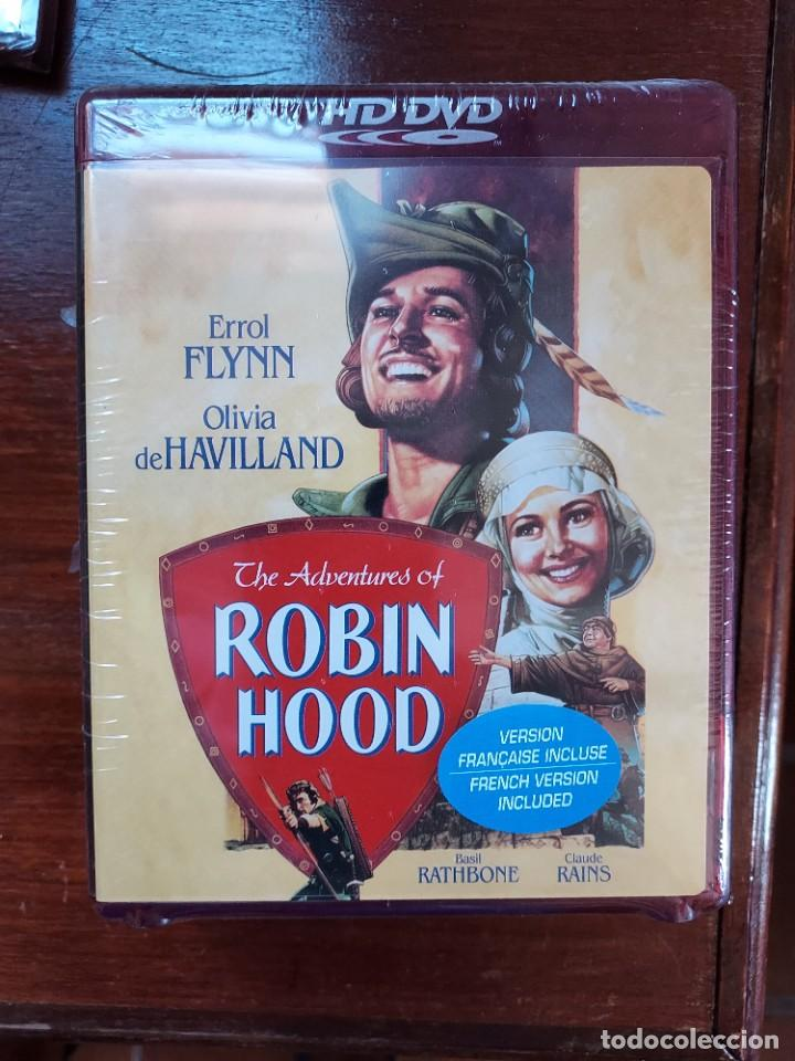 Cine: Lote 6 HD-DVD Precintados en Versión Original ROBIN HOOD, FAST FURIOUS, CHILDREN OF MEN etc - Foto 6 - 287681838