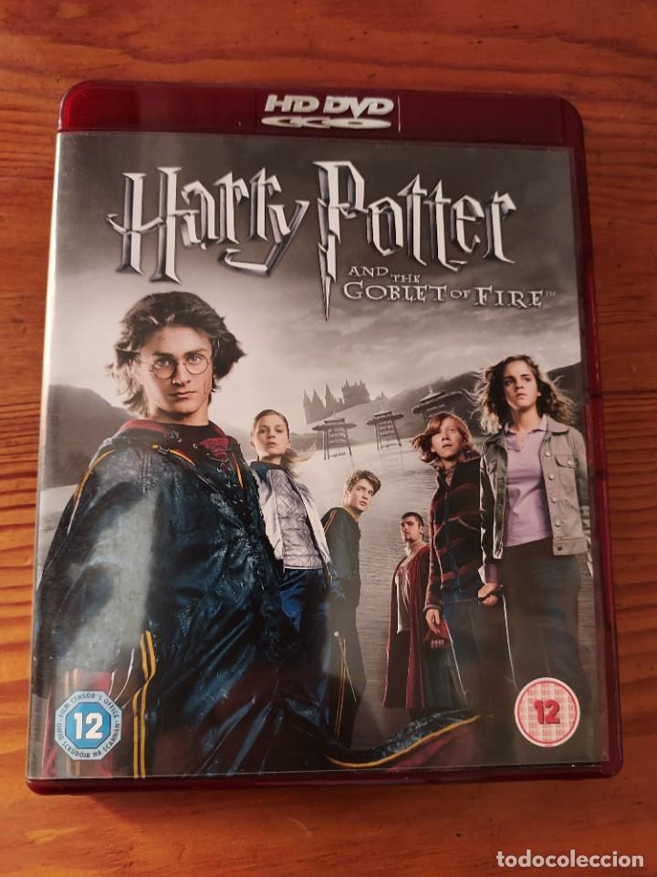 Cine: Lote 2 HD-DVD HARRY POTTER , prisionero de Azkaban y El Caliz de Fuego. - Foto 2 - 287683733
