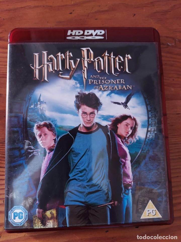 Cine: Lote 2 HD-DVD HARRY POTTER , prisionero de Azkaban y El Caliz de Fuego. - Foto 3 - 287683733