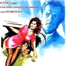 Cine: MATRIMONIO A LA ITALIANA S LOREN M MASTROIANNI DVD. Lote 288495118