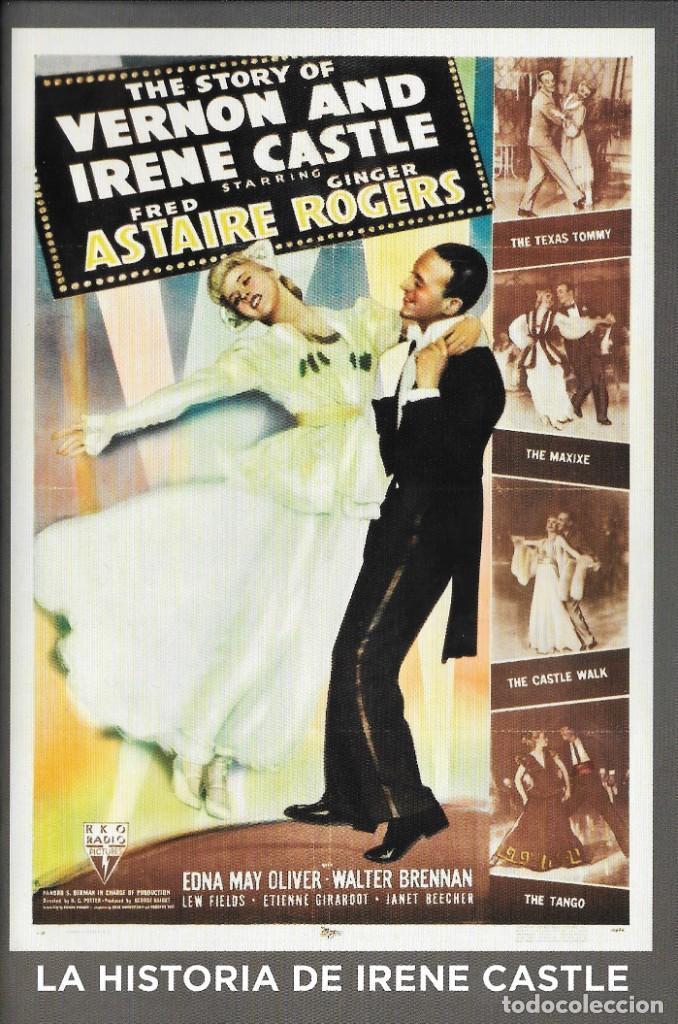 LIBRETO LA HISTORIA DE IRENE CASTLE - H.C. POTTER (Cine - Varios)