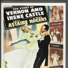 Cine: LIBRETO LA HISTORIA DE IRENE CASTLE - H.C. POTTER. Lote 288553118