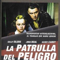 Cine: LIBRETO LA PATRULLA DEL PELIGRO - LEW LANDERS. Lote 288553403