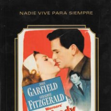 Cinema: LIBRETO NADIE VIVE PARA SIEMPRE - JEAN NEGULESCO. Lote 288738678