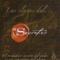 Cine: LAS CLAVES DEL SECRETO 3 DVD EQUIPO THE SECRET EL SECRETO NEW AGE - NUEVO PRECINTADO. Lote 289002823