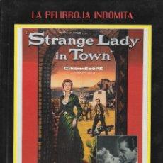 Cine: LIBRETO LA PELIRROJA INDÓMITA - MERVYN LEROY. Lote 289199423