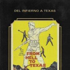 Cine: LIBRETO DEL INFIERNO A TEXAS - HENRY HATHAWAY. Lote 289500013
