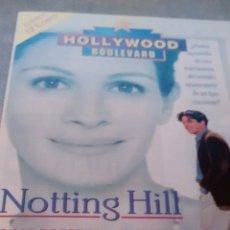 Cine: NOTTING HILL, FLYER PUBLICITARIO.. Lote 290145273