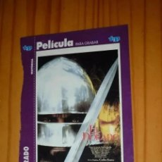 Cine: CARÁTULA DE PELÍCULA EN VHS DE LA REVISTA TELEPROGRAMA. Lote 293774173