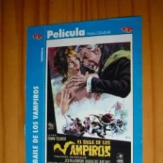 Cine: CARÁTULA DE PELÍCULA EN VHS DE LA REVISTA TELEPROGRAMA. Lote 293822538