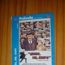 Cine: CARÁTULA DE PELÍCULA EN VHS DE LA REVISTA TELEPROGRAMA. Lote 293824083
