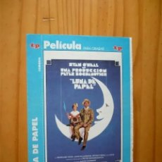 Cine: CARÁTULA DE PELÍCULA EN VHS DE LA REVISTA TELEPROGRAMA. Lote 293824258