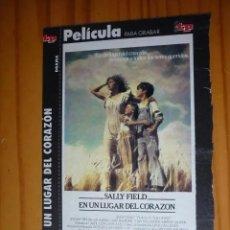 Cine: CARÁTULA DE PELÍCULA EN VHS DE LA REVISTA TELEPROGRAMA. Lote 293824533