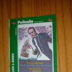 Cine: CARÁTULA DE PELÍCULA EN VHS DE LA REVISTA TELEPROGRAMA. Lote 293824598