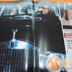 Cine: ARTICULO REVISTA 1982 - ESTEFANIA DE MONACO ABADONA EL HOSPITAL - 3 PAG. . Lote 45890166
