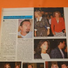 Cinéma: RECORTE/ARTICULO 1986 - REINA SOFIA ESTRENO LA MISION ROBERT DE NIRO VICTORIA VERA - 1 PAGINAS. Lote 47323415