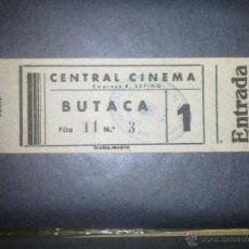 Cine: ENTRADA CINE -. Lote 50852349