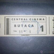 Cine: ENTRADA CINE -. Lote 50852400