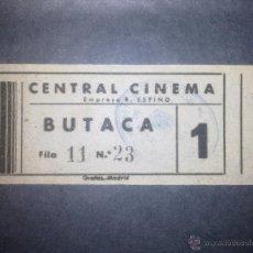 Cine: ENTRADA CINE -. Lote 50852486