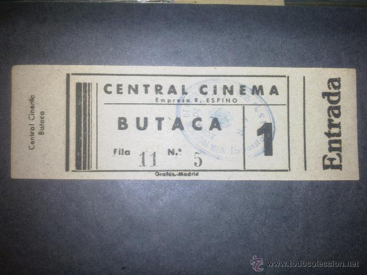 ENTRADA CINE - (Cine - Entradas)