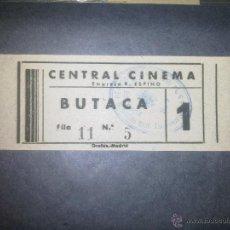 Cine: ENTRADA CINE -. Lote 50852544