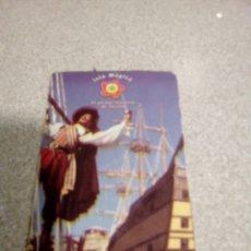 Cine: ENTRADA ISLA MÁGICA 1999 - PARTE TRASERA PUBLICIDAD COCA COLA. Lote 71624937