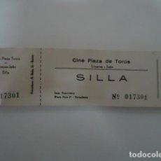 Cine: TACO CON 100 ENTRADAS - CINE PLAZA DE TOROS- LINARES JAEN. Lote 114078779