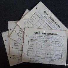 Cine: CINE TARRAGONA, LIQUIDACIÓN DE ENTRADAS. EMMANUELLE. Lote 130831724