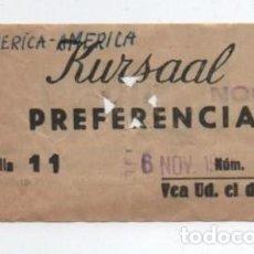 Cine: ENTRADA CINE RURSAAL. Lote 140208974