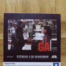 Cine: ENTRADA CINE KINEPOLIS - PELICULA GAL - VER FOTO ADICIONAL . Lote 155709838