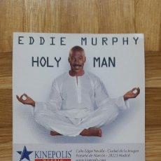 Cine: ENTRADA CINE KINEPOLIS - PELICULA HOLY MAN (EDDIE MURPHY) - VER FOTO ADICIONAL. Lote 155728954