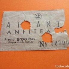 Cine: ATLANTA ANFITEATRO CAPICUA 00700. Lote 158666502
