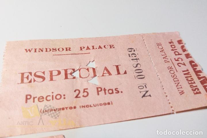 Cine: 3 Entradas Windsor Palace - Especial - Años 60 - Foto 2 - 164734062