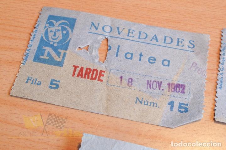Cine: Entradas - Novedades - Años 60 - Foto 2 - 165619450
