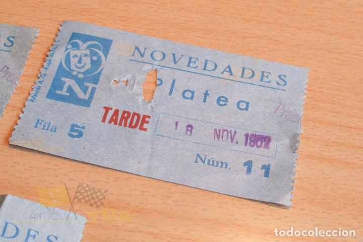 Cine: Entradas - Novedades - Años 60 - Foto 4 - 165619450