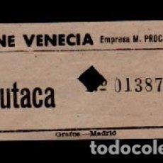 Cine: CL3-44 ANTIGUA ENTRADA DEL CINE VENECIA DE MADRID. Lote 173595558