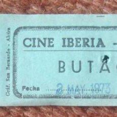 Cine: ENTRADA DE CINE IBERIA - VALENCIA. Lote 210439071