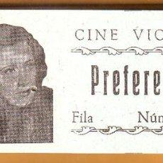 Cine: Nº 6 TACO CON 88 ENTRADAS CINE VICTORIA DE ROTA. Lote 202318891