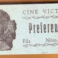 Cine: Nº 11 TACO DE 95 ENTRADAS DE CINE VICTORIA DE ROTA. Lote 202341392