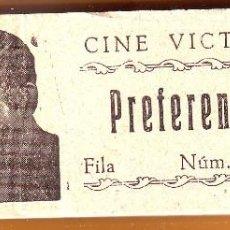 Cine: Nº 17 TACO CON 98 ENTRADAS CINE VICTORIA DE ROTA. Lote 202345996