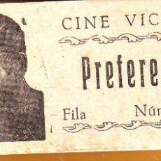 Cine: Nº 21 TACO DE 98 ENTRADAS CINE VICTORIA DE ROTA. Lote 202356941