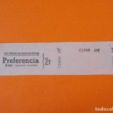 Cine: ENTRADA CINE POPULAR - SAN HIPÓLITO DE VOLTREGÁ - BARCELONA - AÑOS 40 - L1200. Lote 206855737