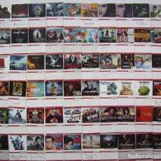 Cine: 60 ENTRADAS DE LOS CINES ARAGONIA.. Lote 217039961